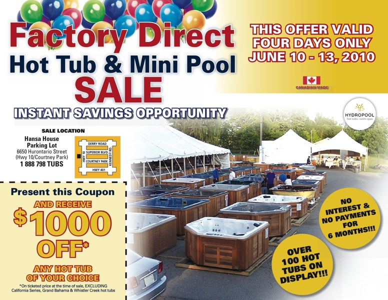 Amazing Hot Tub Sale Flyer 776 x 600 · 210 kB · jpeg