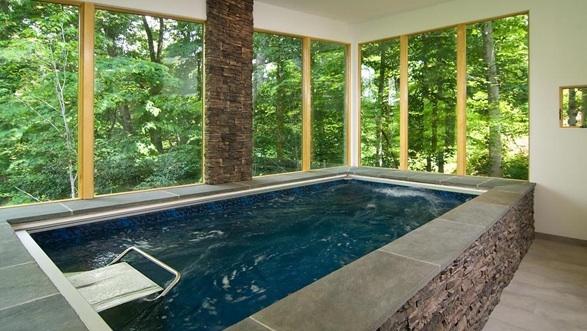 The endless pool bonavista toronto - How much is an endless pool swim spa ...