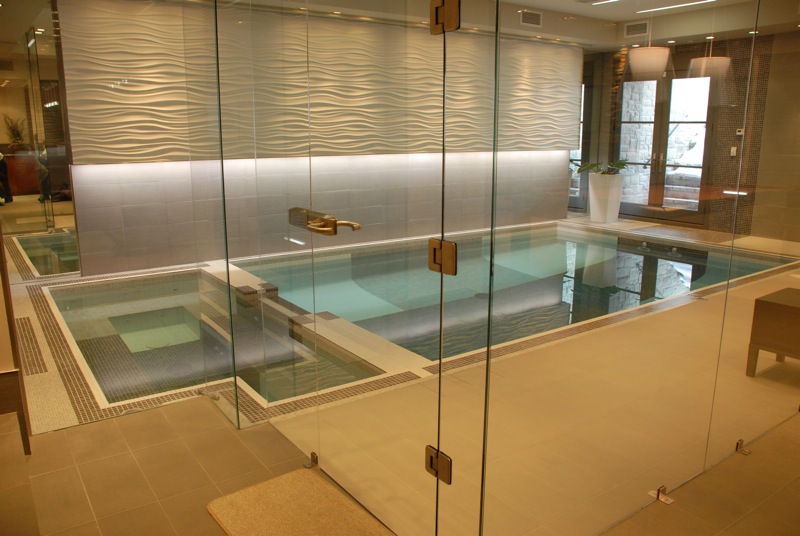 Swimming Pool | Indoor | Custom Pools & Spas