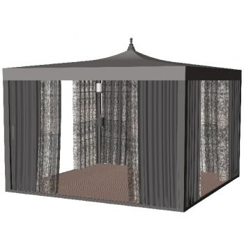 Kettal Atmosphere Pavilion Has Arrived To Our Outdoor