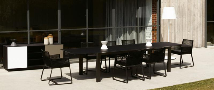 Kettal's Outdoor Furniture
