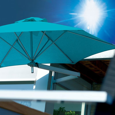 Paraflex Umbrellas from ShadeScapes - Stylish and Ingenious