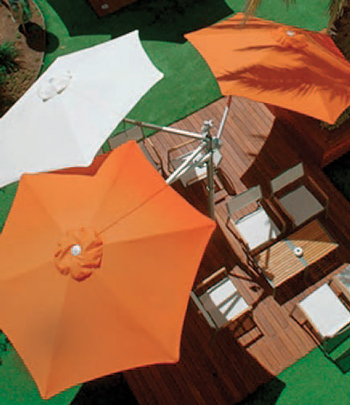 Shadescapes Paraflex Umbrellas