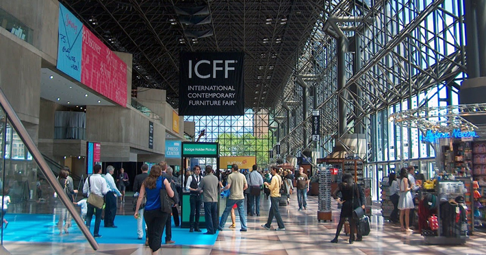 Designers Who Stood Out at 2012 ICFF