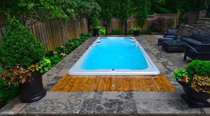 The Many Benefits of Swim Spas