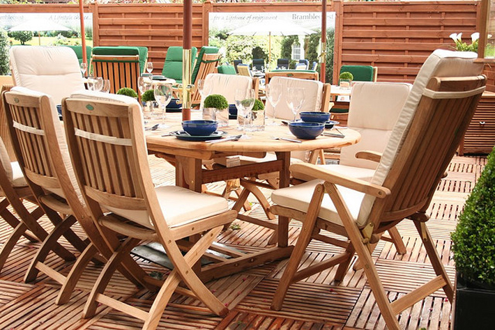 Different Types Of Woods For Patio Furniture