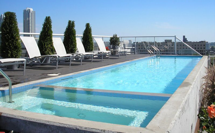New Ideas For Outdoor Pools