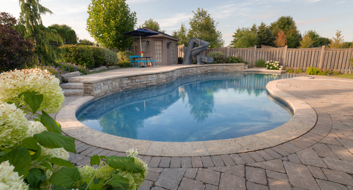 Residential swimming pool designs crowdbuild for for Residential swimming pool designs
