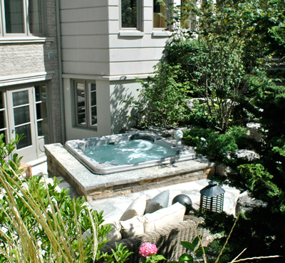 Tips For Landscaping Around Your Hot Tub