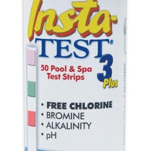 hot tub pool test strips