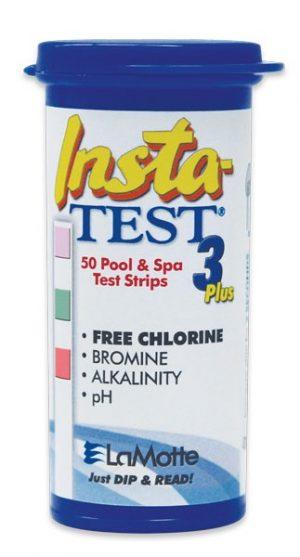 hot tub pool test strips