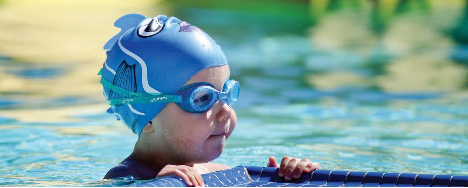 Animal Head Swim Cap Bonavista Pools