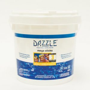 Dazzle pool watercare