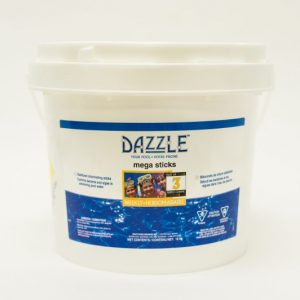 Dazzle swimming pool watercare