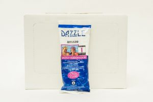 Dazzle Amaze plus single use sachet