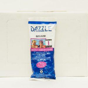 Dazzle Amaze plus single use sachet