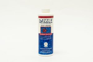 Dazzle swimming pool cover care