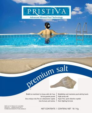 Pristiva salt water swimming pool