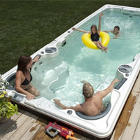 Are Swim Spas Good for Exercise?