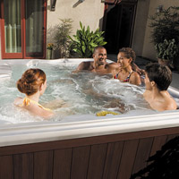 Is Sitting in a Hot Tub Healthy?