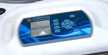 Hydropool Self Cleaning System
