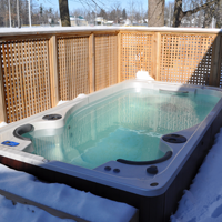 Why Close a Pool in Winter?