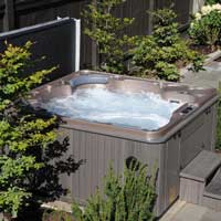 Where Can I Get a Hot Tub for My Garden?