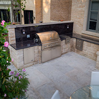Why are outdoor kitchens so expensive?