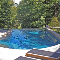 Can an Inground Pool Be Installed on a Slope?