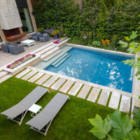 What Is The Smallest In Ground Pool You Can Get Bonavista Pools