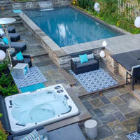 Can You Put Pool Chemicals in a Hot Tub?