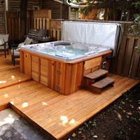 How to Determine if a Deck Can Support a Hot Tub?