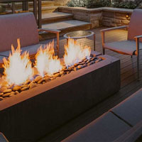 Are Outdoor Gas Fire Pits Safe?