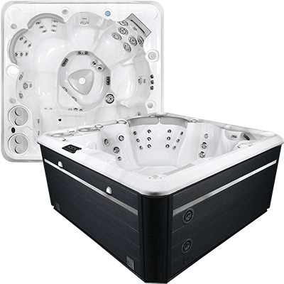 670 Self Cleaning Hot Tub
