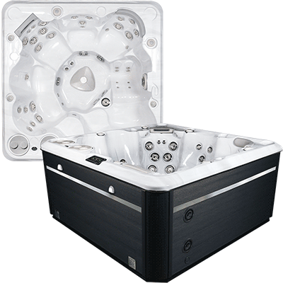 695 Self Cleaning Hot Tub