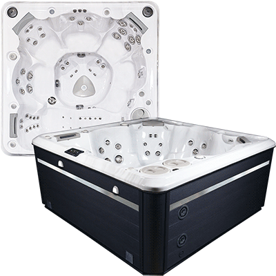 770 Luxury Self Cleaning Hot Tub