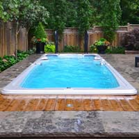 How Does a Swim Spa Compare to Lap Swimming?